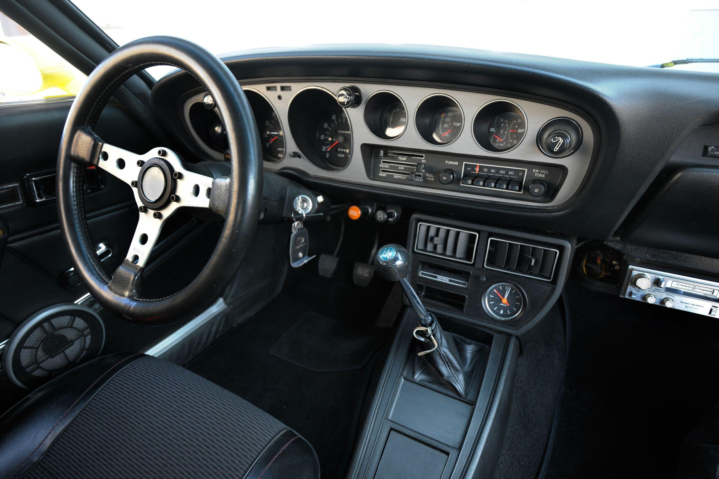 Toyota Celica Gt Radicalmag 1973 Acht Zylinder Hatte Natrlich Nicht Zu Bieten Die Kundschaft Musste Mit Deren Vier Auskommen Und Erste Version Ihrem Nur Gerade 79 Ps