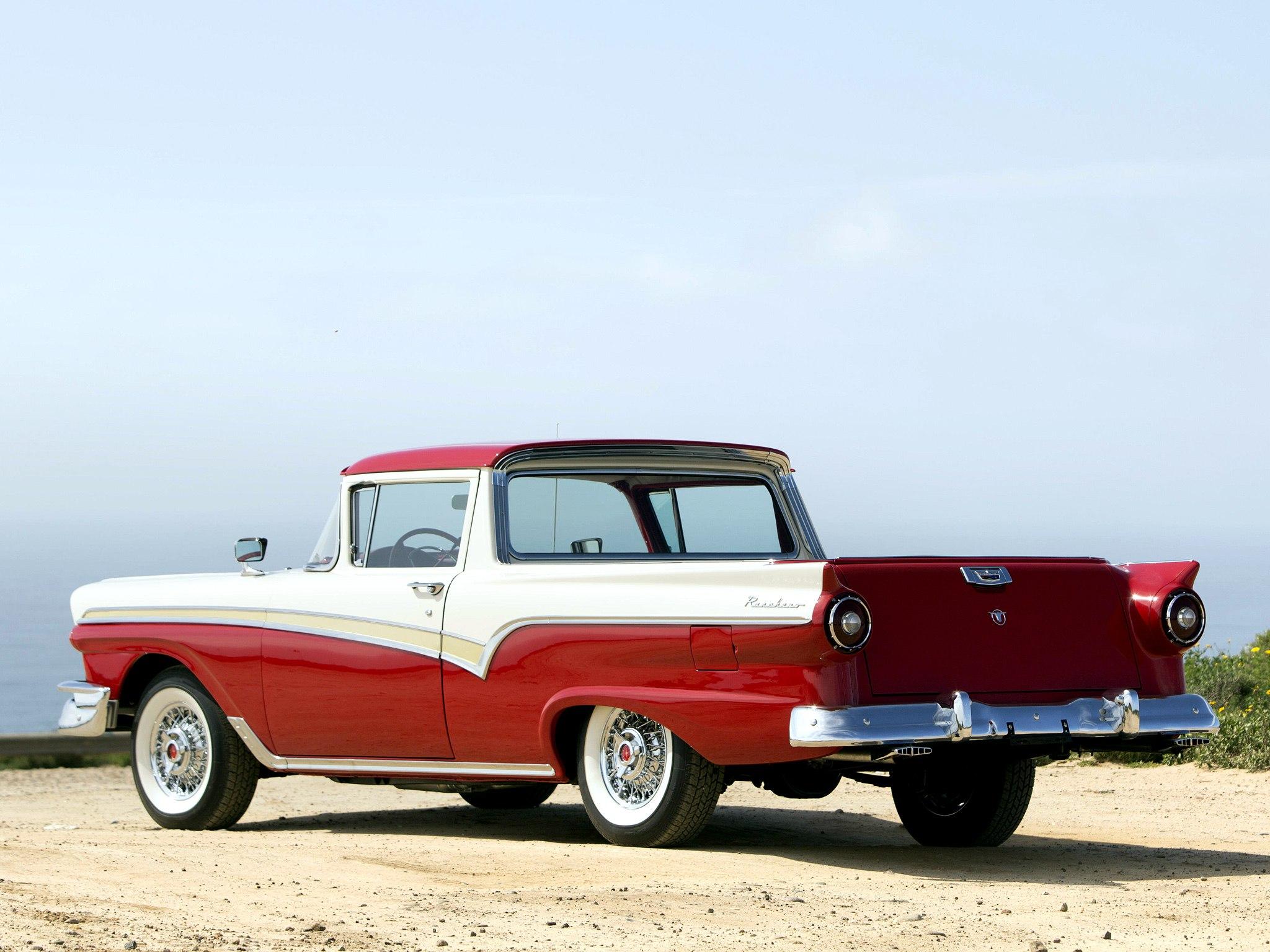 Us Weekly 37 16 Radicalmag 1954 Chevrolet El Camino Fr Den Modelljahrgang 1959 War Es Dann Endlich Soweit Der Eine Bezeichnung Die Erstmals Cadillac Studie Verwendet