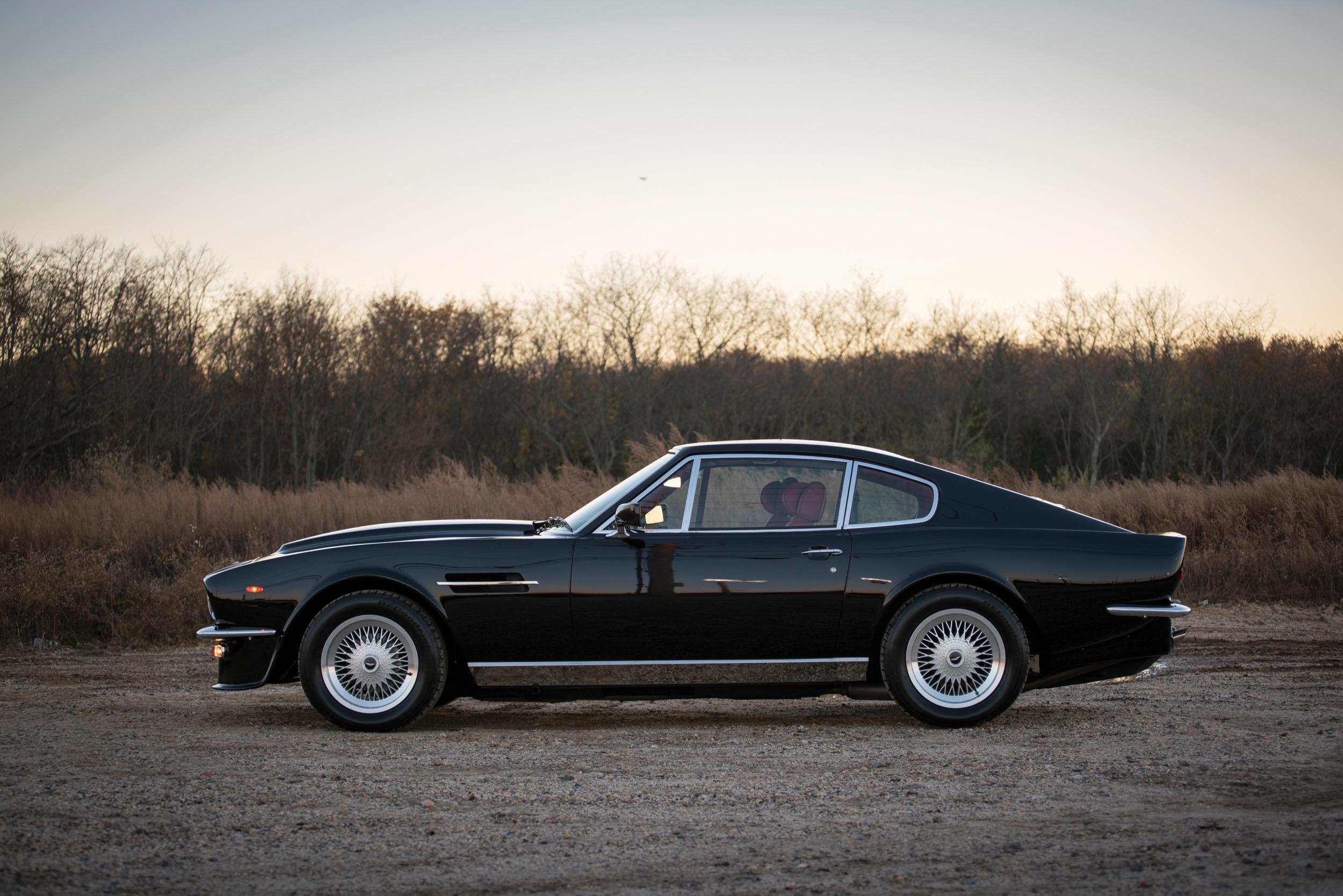 Aston Martin V8 Radicalmag