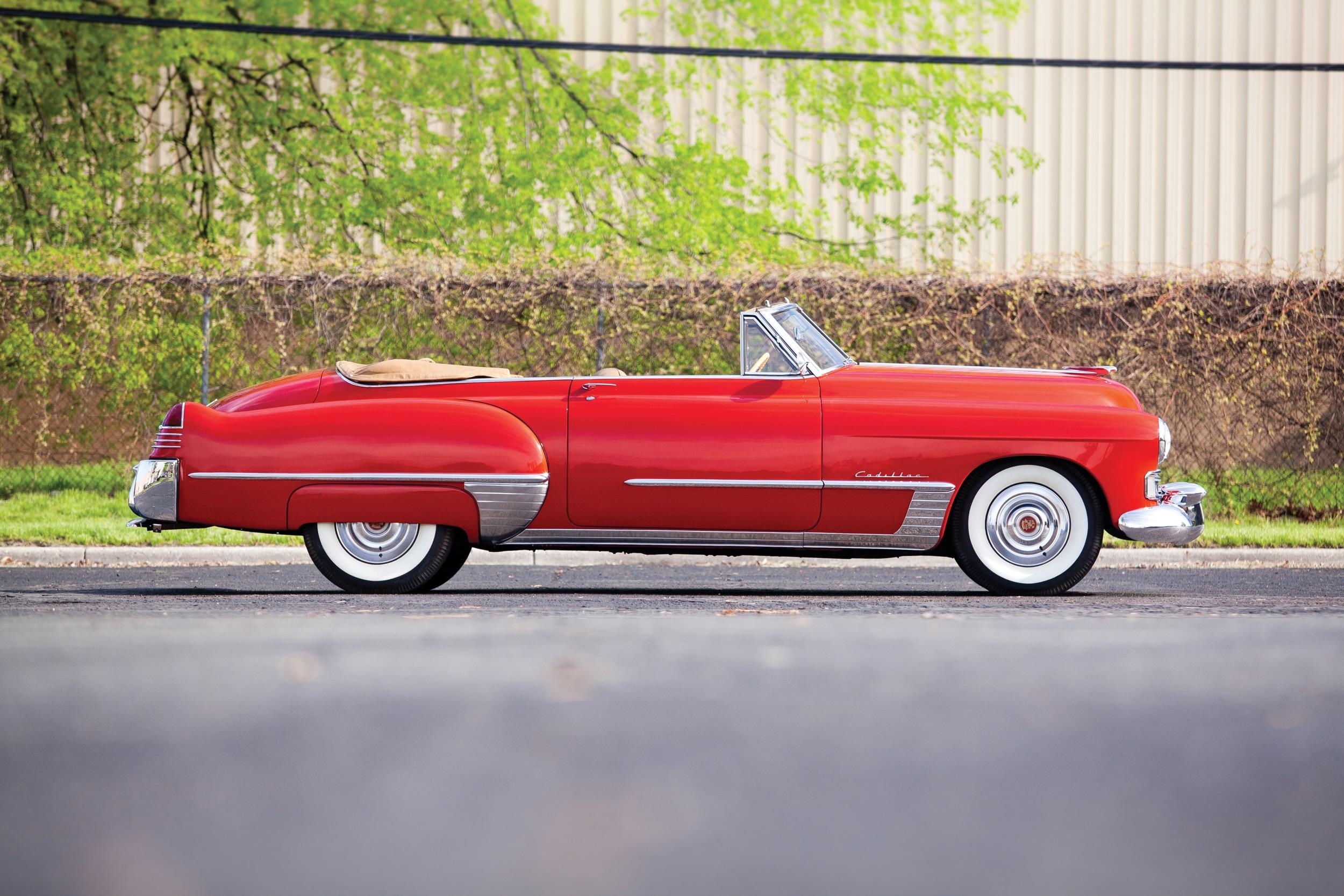Die Cadillac Von 1948 49 Radicalmag 1951 Fleetwood Sedan Dieser Wurde Produziert Anderen Modelle Fisher Hatte Einen Radstand 337 Metern Series 61 62 320 Meter Und War Stolze 574