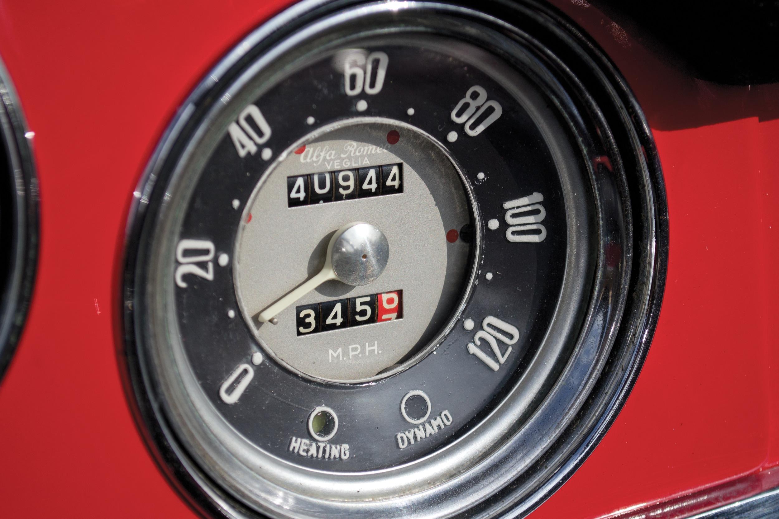 750D Giulietta Spider