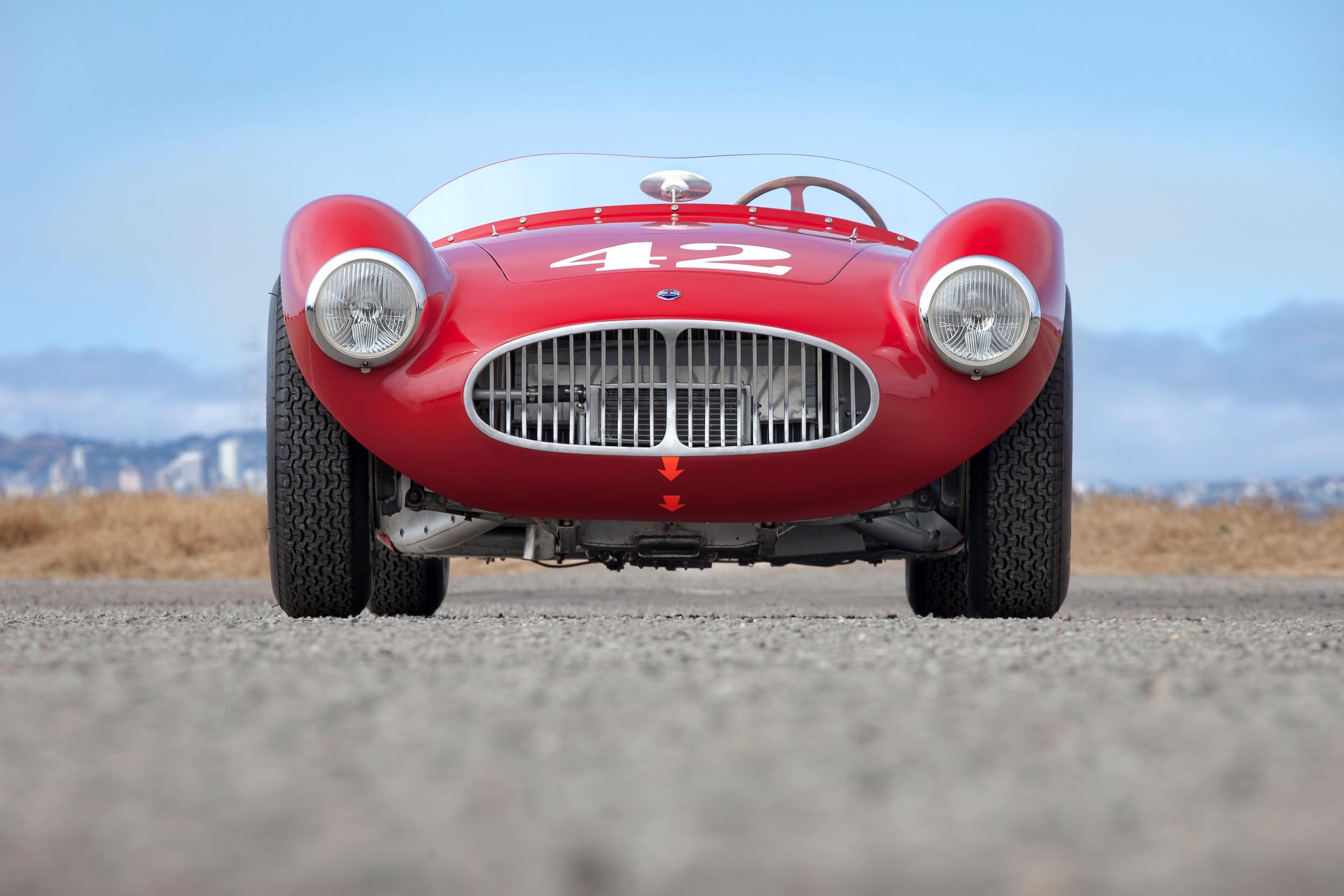 Maserati A6GCS Teil 2