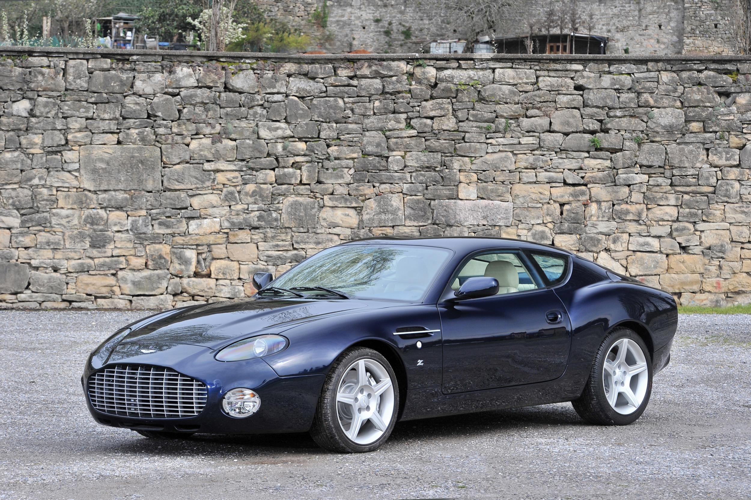 Aston Martin Db7 V12 Zagato Radicalmag